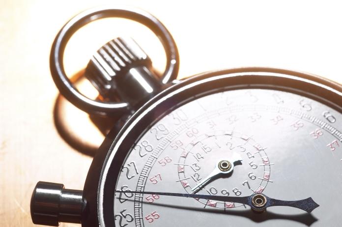 Stopwatch (image courtesy of Serif)