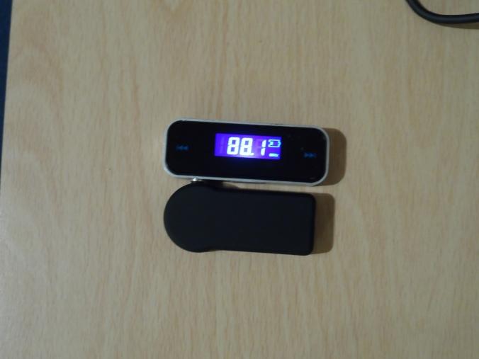 Bluetooth - FM Bridge Mk1