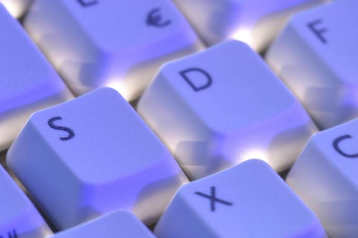 Keyboard (courtesy of Serif)
